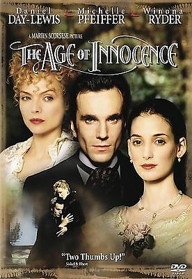The Age of Innocence DVD
