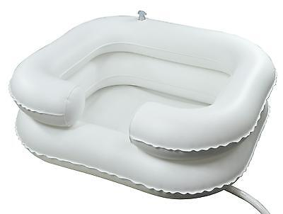 Aidapt Inflatable Portable Basin/Sink - Wash Hair in Bed at Camping/Travel