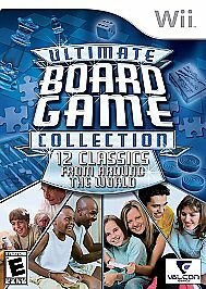 Nintendo Wii : Ultimate Board Game Collection VideoGames