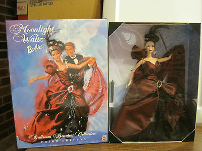 Barbie Moonlight Waltz Ballroom Beauties Collection- Third Edition-Age 14 & Over