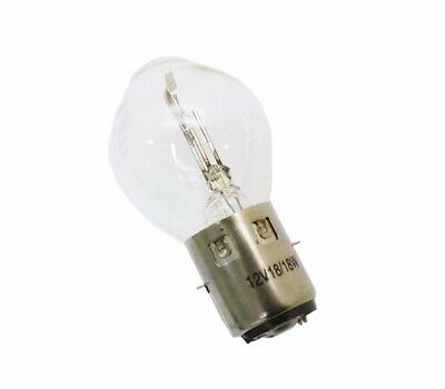 12V 18/18W BA20D Halogen Headlight Bulb (HS138-19)