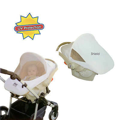 Weather-Safe Infant Car Seat Cover