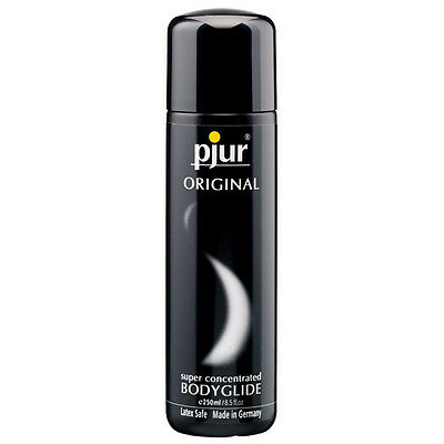 Lubrifiant Original PJUR 250ml Sensations soyeuses! Regardez la VIDEO !