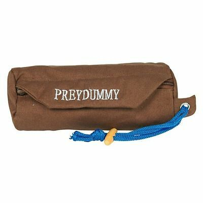 Dog Activity Hunting Brown Preydummy Wet & Dry Food Retriever Training Toy 20cm