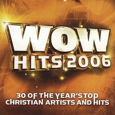 Various Artists : Wow Hits 2006 CD