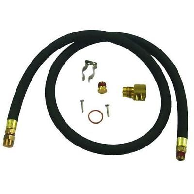 "Oil Drain Kit for Volvo Penta Stern Drives 3/4"" - 16 Threads"