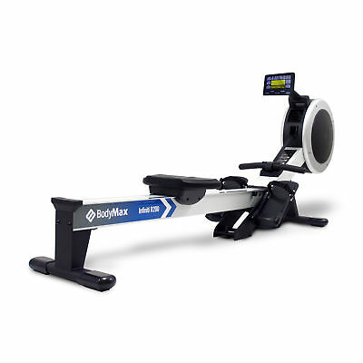 Infiniti R200 Commercial Rowing Machine by Bodymax