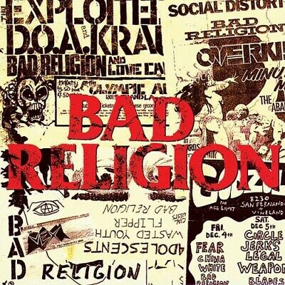Bad Religion : All Ages CD