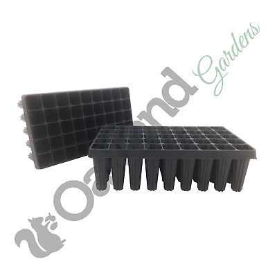2 X 45 Cell Root Trainers Plug Plant Seed Tray Extra Large Trainer Rootrainers
