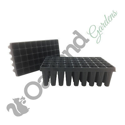 5 X 45 Cell Root Trainers Plug Plant Seed Tray Extra Large Trainer Rootrainers
