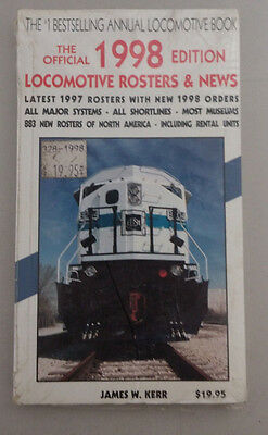 The Official 1998 Edition Locomotive Rosters & News (26)