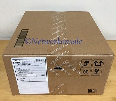 NEW CISCO CATALYST LAYER 3 SWITCH (WS-C2960C-8TC-L) New/Sealed Ships Today! 1 Yr