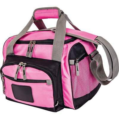 Pink Cooler Removable Insulated Lunch Bag Zip Out Liner School Hunting Camping