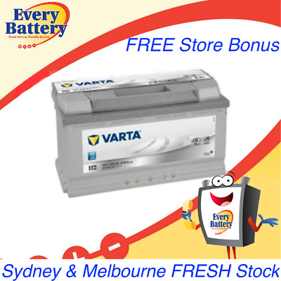 Varta Car Battery H3 'Silver' BMW Audi Mercedes 600 402 083
