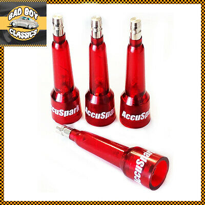 Spark Plug Ht Lead Ignition Tester Tool x4 ACCUSPARK