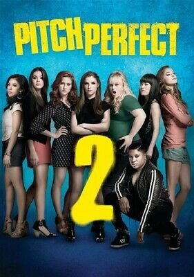 Pitch Perfect 2 (DVD) DVD
