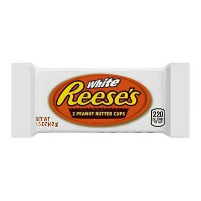 Hershey White Reeses 2 Peanut Butter Cups (24x 42g.)