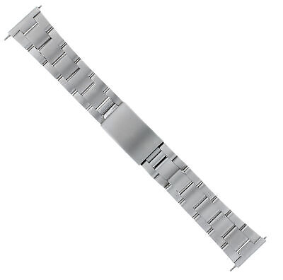Solid Heavy Duty Oyster Band Bracelet For Tag Heuer Aquaracer 20Mm Se