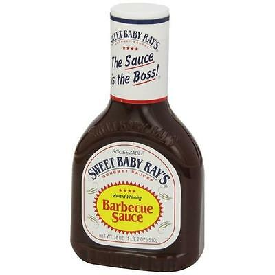 Sweet Baby Ray's Original Barbecue Sauce (510g)
