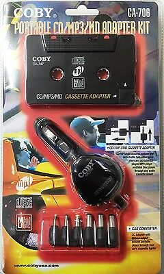 Car Cassette Adapter kit Tape Audio Music Converter for Phone iPod MP3 Jack AUX