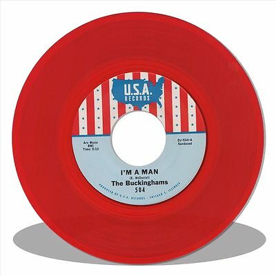 The Buckinghams - I'm a Man/Don't Want to Cry