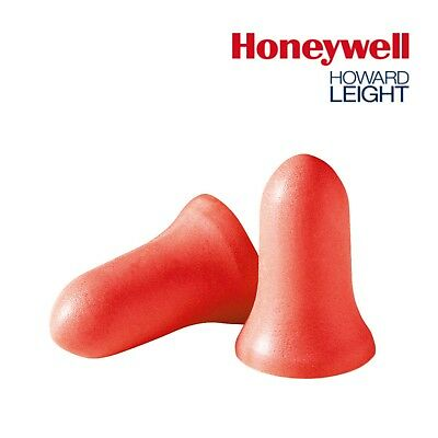 10 Pairs Howard Leight by Honeywell MAX Ear Plugs 37db Snoring Sleep Aid