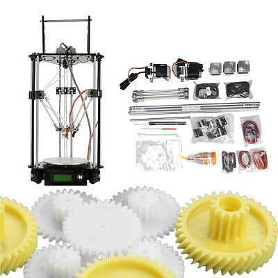 Geeetech Kossel Delta Rostock G2s dual extruder 3D Printer LCD control panel