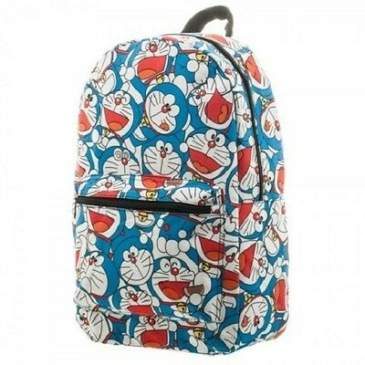 *NEW* Doraemon: Collage Sublimated Backpack by Bioworld