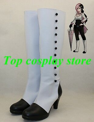 RWBY Neo cos Cosplay Boots Shoes shoe boot #15YJZ51