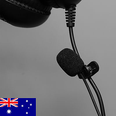 3.5mm Clip-On Mini Quality Microphone for PC/Smartphone/Tablet *FAST SHIPPING*