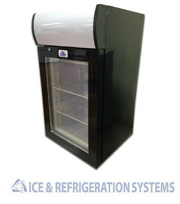 Alamo Commercial Counter-Top Glass Door Freezer Merchandiser Sd-50B