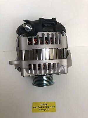 250 AMP Alternator High Output Performance For Sound Systems Chevrolet,GMC 5.3L