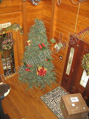Frontgate Grandinroad Christmas Norwood 9.5' Tree Prelit $899 1100 lights LUXURY