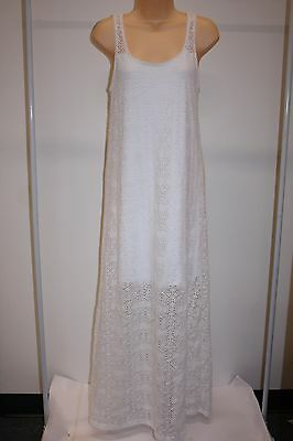 09229a53cd NWT Tommy Bahama Swimsuit Cover Up Maxi Dress Sz XS Crochet Lace White