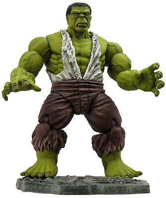 Diamond Select Marvel Select - Savage Hulk Special Collector Actionfigur