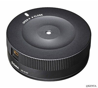 Sigma USB Dock Lens Series From Japan F/S