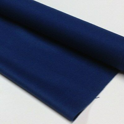 ENGLISH Hainsworth Pool Snooker Billiard Table Cloth Felt kit 7ft SLATE BLUE