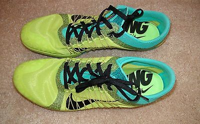 newest 0ccf2 a8f4b Nike Zoom Victory XC 3 Men s Track Field Spike Shoes 654693-300 Sz 14 New