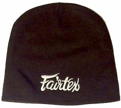 Fairtex Beanie / Hat BN3 Brown - Muay Thai Kick Boxing MMA