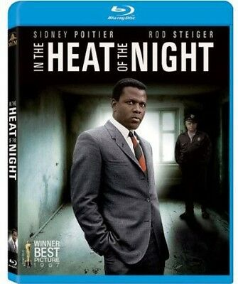 In the Heat of the Night (2014, Blu-ray NEUF) BLU-RAY/WS (RÉGION A)