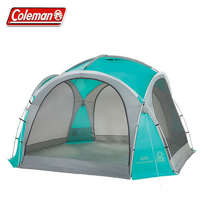 Coleman Event Dome - 2 Sizes Available - Camping, Glamping, Garden Party Shelter