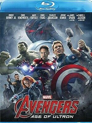 Marvels Avengers: Age of Ultron 1-Disc B Blu-ray