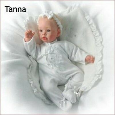 Reborn Doll 3 Peice Outfit For 12 inch Doll Tanna ~ REBORN DOLL SUPPLIES