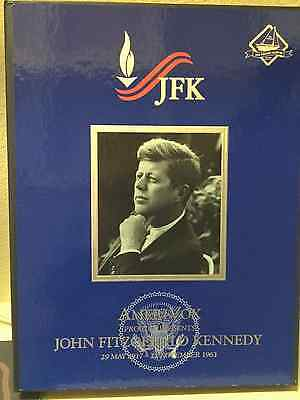 Amerivox JFK Phone Card Collectible