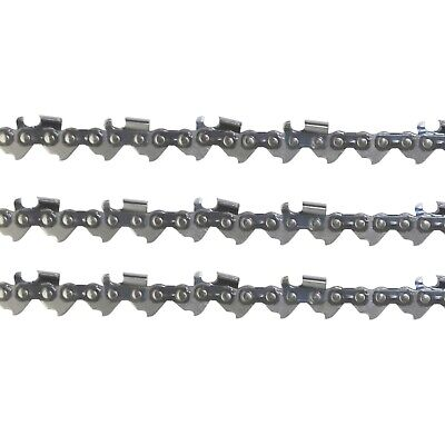 "3x Chainsaw Chains 325 050 72DL 18"" Bar for Select Model Husqvarnas"