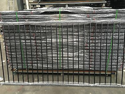 1200mm (H) x 2400mm (W) POOL FENCE FLAT TOP PANEL -PROOF OF CERTIFICATE