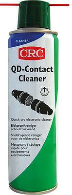 Crc Qd-Contact Cleaner Limpiador Electronico De Secado Rapido 250 Ml 32671
