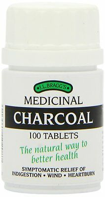 Charcoal Tablets PL - R - 100tabs