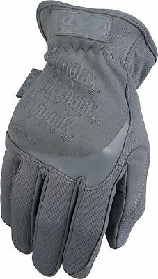 NEW Mechanix Fastfit 2016 Wolf Grey Tactical Military Gloves handschuh
