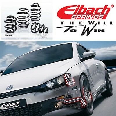E10-63-001-01-22 Eibach Pro-Kit Lowering Springs Performance - Brand New In Box!